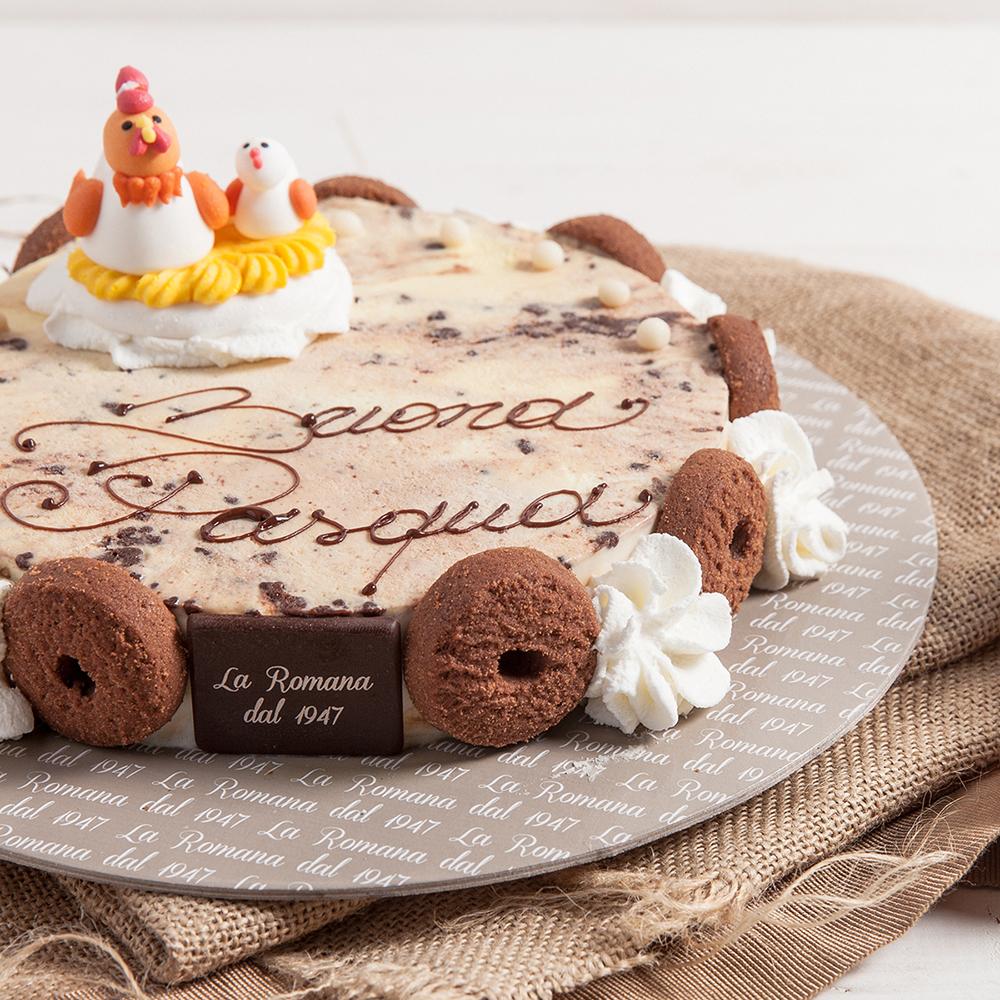 Gelateria-La-Romana-Torta-gelato-Pasqua