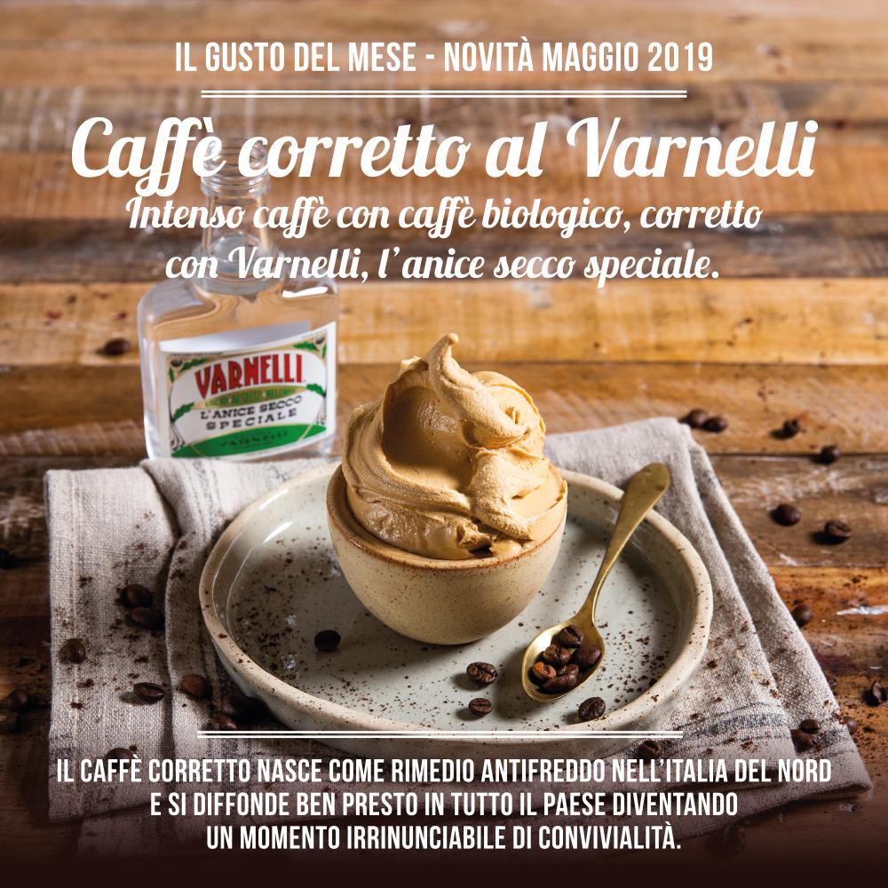 Caffè corretto al Varnelli