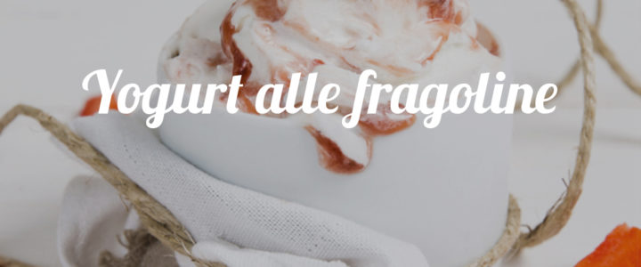 Yogurt alle fragoline Gelateria La Romana cover